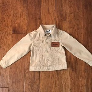 Adorable Dolce & Gabbana jacket